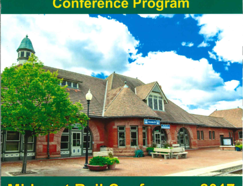 Midwest Rail Conference 2017