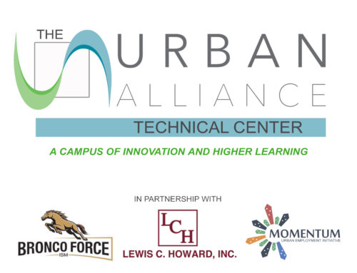 Supply Chain Quarterly & Western Herald stories about the NEW – Urban Alliance Technical Center