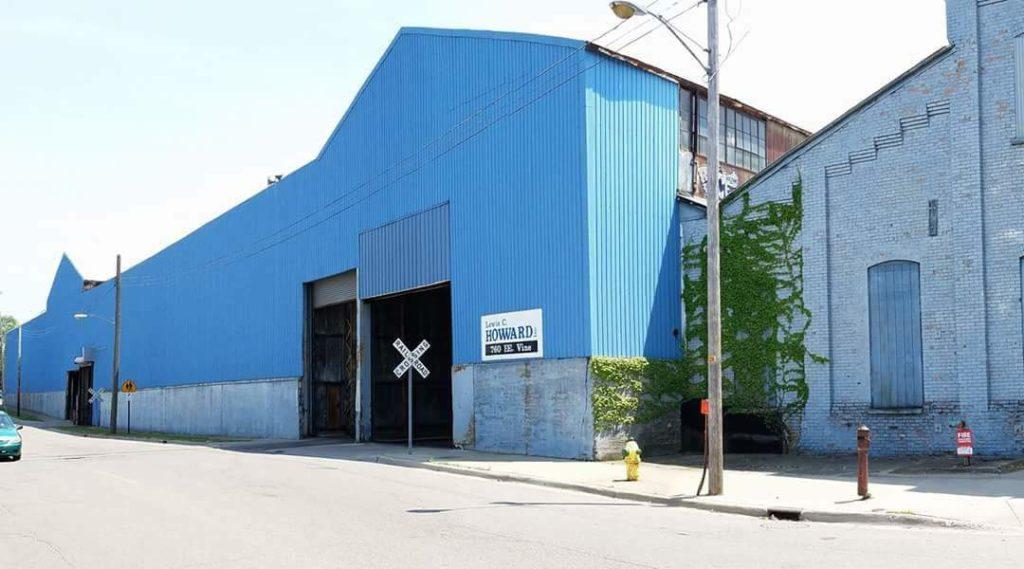 vine st warehouse