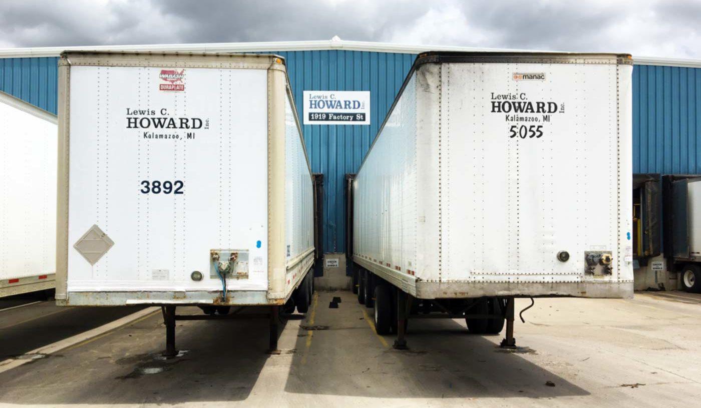 trucking transportation services kalamazoo mi